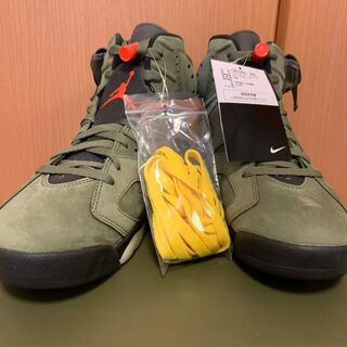 Nike Travis Scott Air Jordan 6 Retro SP(スニーカー)