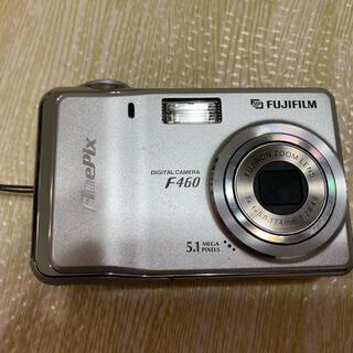 フジフイルム(富士フイルム)の富士フイルム デジタルカメラ F460(コンパクトデジタルカメラ)