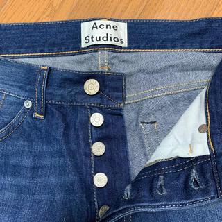 アクネ(ACNE)のACNE STUDIOS DENIM PANTS アクネ デニムパンツ(デニム/ジーンズ)