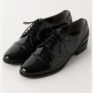 イエナスローブ(IENA SLOBE)の greenlabelrelaxing オックスフォード メダリオン おじ靴(ローファー/革靴)