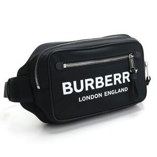バーバリー(BURBERRY)のバーバリー BURBERRY ボディバッグ 8021089 ブラック メンズ(ボディーバッグ)