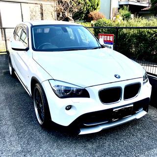 BMW - 値下げ BMW X1  ロクサーニ20インチ11月で削除します