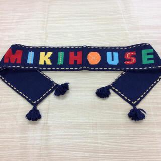 ミキハウス(mikihouse)のmikihouse キッズマフラー 02MN1107255(マフラー/ストール)