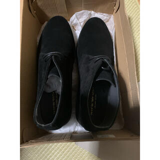 ユナイテッドアローズ(UNITED ARROWS)のユナイテッドアローズ 靴 ブーツ ブラック(ブーツ)