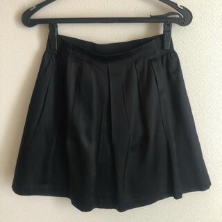 ジュエルチェンジズ(Jewel Changes)のJewel Changes/2wayスカート 黒(ミニスカート)