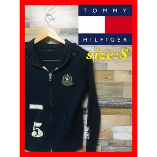 トミーヒルフィガー(TOMMY HILFIGER)のTommy Hilfiger(トミーヒルフィガー) パーカー ホツレ有り(パーカー)