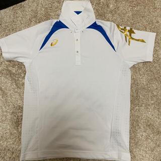 アシックス(asics)のasics ポロシャツ(ポロシャツ)