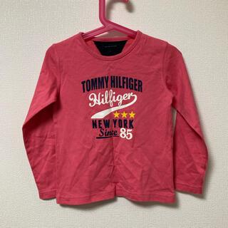 トミーヒルフィガー(TOMMY HILFIGER)のTOMMYHILFIGER♡長袖カットソー(Tシャツ/カットソー)