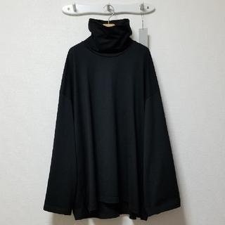 ラッドミュージシャン(LAD MUSICIAN)のLAD MUSICIAN HIGH NECK SUPER BIG T(Tシャツ/カットソー(七分/長袖))