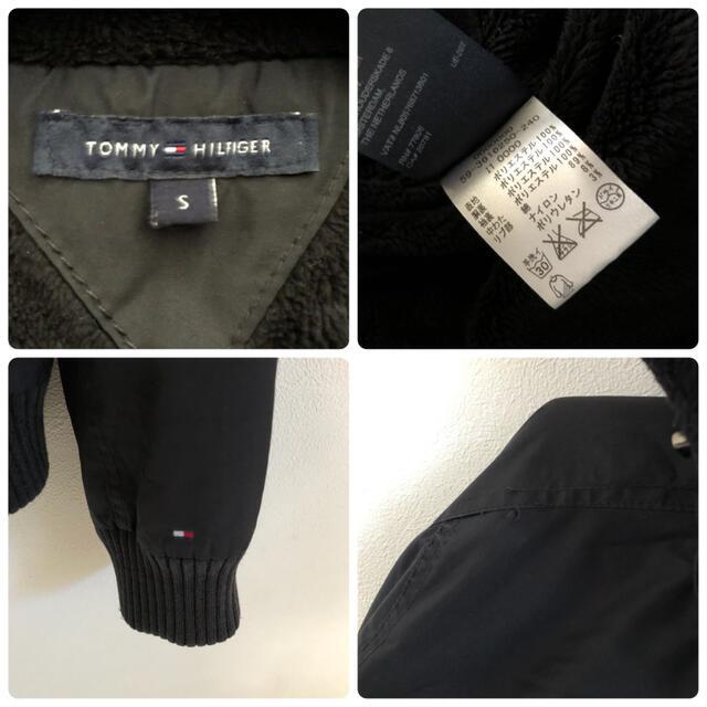TOMMY HILFIGER(トミーヒルフィガー)のTOMMY HILFIGER 極暖ナイロンジャケットS マウンテンパーカー レディースのジャケット/アウター(ナイロンジャケット)の商品写真