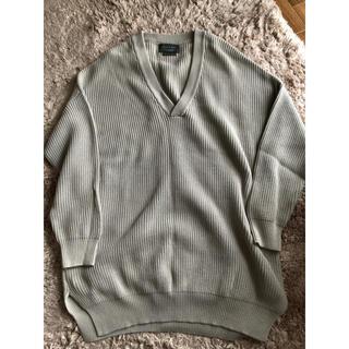 ザラ(ZARA)のZARA MAN ニット セーター  1度のみの使用(ニット/セーター)