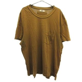 アクネ(ACNE)のACNE アクネ 半袖Tシャツ(Tシャツ/カットソー(半袖/袖なし))