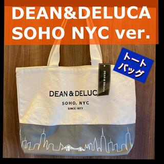 ディーンアンドデルーカ(DEAN & DELUCA)のDEAN&DELUCA ニューヨーク限定 トートバッグ 原点 エコバッグ(トートバッグ)