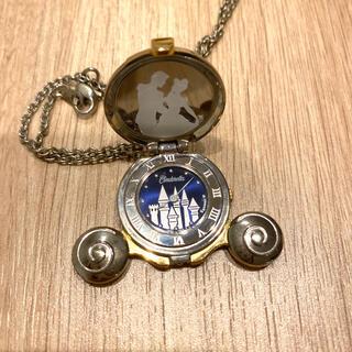セイコー(SEIKO)のSEIKO  シンデレラ  ペンダント時計(ネックレス)