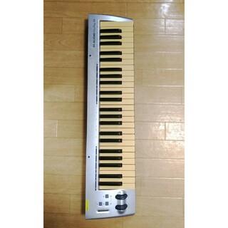 M-AUDIO 49鍵盤USBキーボード KeyRig 49(MIDIコントローラー)