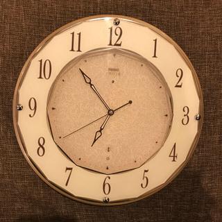 セイコー(SEIKO)のSEIKO EMBLEM  セイコーエンブレム 壁掛け 電波時計(掛時計/柱時計)