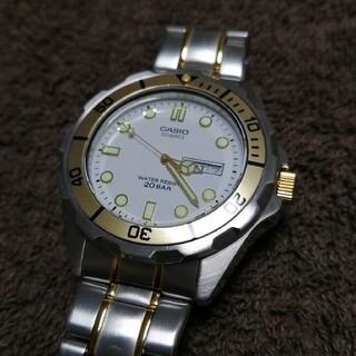 カシオ(CASIO)のCASIO ダイバーズウォッチ EF-200(腕時計(アナログ))