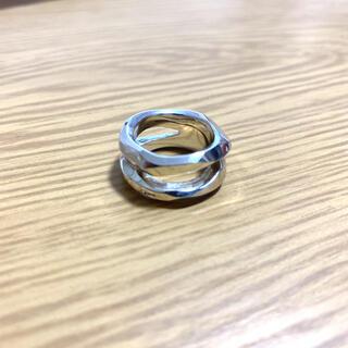ガルニ(GARNI)のGARNI / Crockery Double Ring(リング(指輪))
