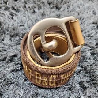 ディーアンドジー(D&G)のDOLCE & GABBANA ベルト(ベルト)
