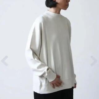 ヤエカ(YAECA)のLENO (リノ) MOCK NECK LONG T-SHIRT(カットソー(長袖/七分))