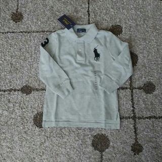 ラルフローレン(Ralph Lauren)の未使用タグ付き⭐ラルフローレン 長袖 ポロシャツ 100(Tシャツ/カットソー)