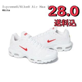 シュプリーム(Supreme)のSupreme®/Nike® Air Max Plus28㎝(スニーカー)
