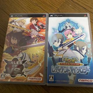 テイルズ オブ  PSP(携帯用ゲームソフト)