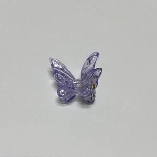 スピンズ(SPINNS)の蝶々 ヘアクリップ 2個セット(バレッタ/ヘアクリップ)