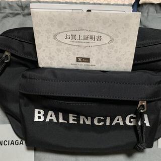 バレンシアガ(Balenciaga)のBALENCIAGA/ウエストバッグ/未使用(ウエストポーチ)