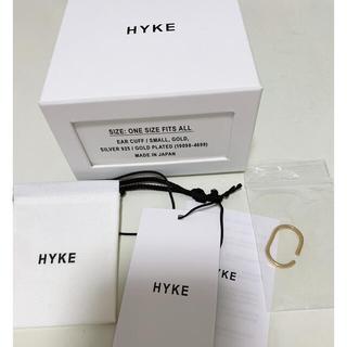 ハイク(HYKE)のhyke イヤーカフ(イヤーカフ)