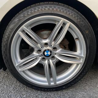 ビーエムダブリュー(BMW)の26日まで!BMW Mスポーツ ダブルスポーク 351M 19インチ(タイヤ・ホイールセット)