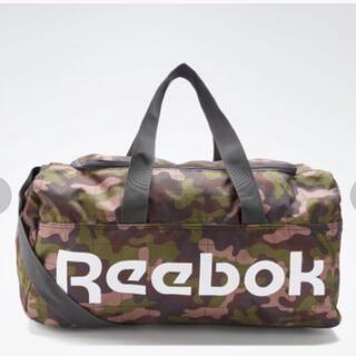 リーボック(Reebok)の新品 未使用 アクティブ コア グラフィック グリップ バッグ ミディアム(その他)