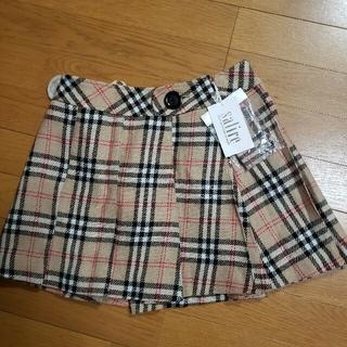 サリア(salire)のsale‼️サリア 新品スカート(9号)タグ付き(ミニスカート)