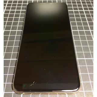 アイフォーン(iPhone)のiPhone Xs Max Gold 256 GB SIMフリー(スマートフォン本体)