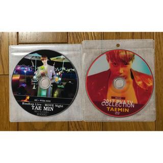 シャイニー(SHINee)のテミン TAEMIN DVD(アイドル)