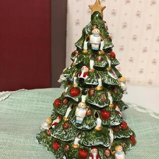 ビレロイアンドボッホ(ビレロイ&ボッホ)のビレロイ&ボッホ☆クリスマスツリー キャンドル Villeroy & Boch(置物)
