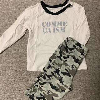 コムサイズム(COMME CA ISM)のコムサ トップス パンツ 80(シャツ/カットソー)