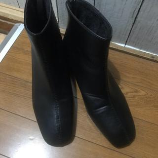 ブーツ2点 長財布 セット(ブーツ)