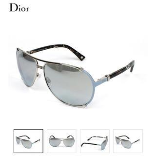 クリスチャンディオール(Christian Dior)のChristian Dior クリスチャンディオール サングラス グレー(サングラス/メガネ)