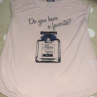 アナップ(ANAP)のANAP ピンク 半袖 Tシャツ(Tシャツ(半袖/袖なし))