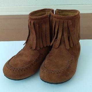 ベベ(BeBe)のブーツ 18.0cm(ブーツ)