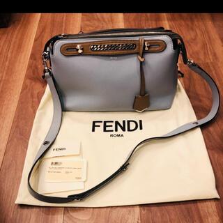 フェンディ(FENDI)のフェンディ バイザウェイ fendi 美品 値下げしました(ハンドバッグ)