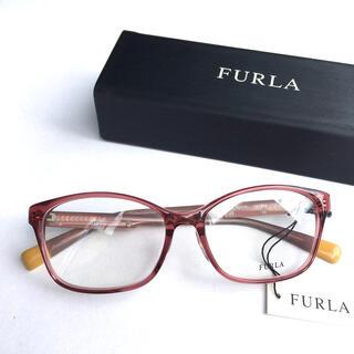 フルラ(Furla)の送料無料 フルラメガネフレーム 新品(サングラス/メガネ)