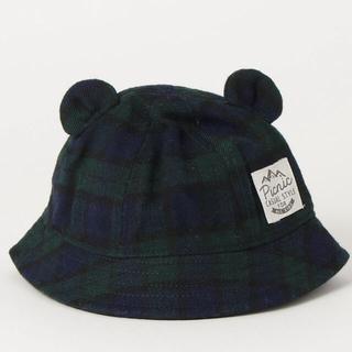 ホットビスケッツ(HOT BISCUITS)のホットビスケッツ ミキハウス 帽子(帽子)