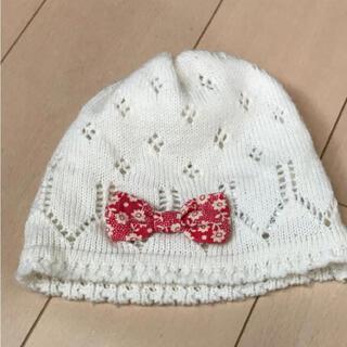 ベベ(BeBe)の★べべ★ 帽子  44-46cm   女の子(帽子)