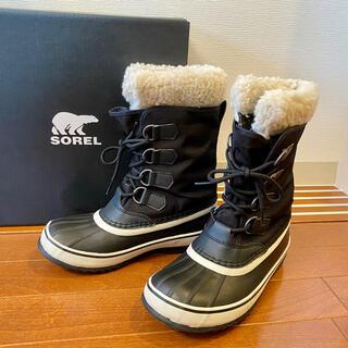 ソレル(SOREL)のSOREL ソレル★ウィンターカーニバル ★スノーブーツ(レインブーツ/長靴)