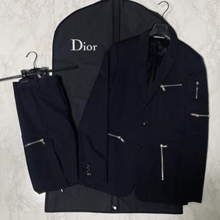 ディオールオム(DIOR HOMME)のDior homme 16ss Zipスーツ(セットアップ)