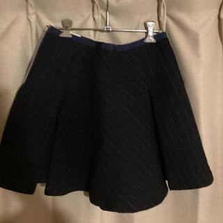 サカイラック(sacai luck)のサカイラック フレアースカート(ひざ丈スカート)