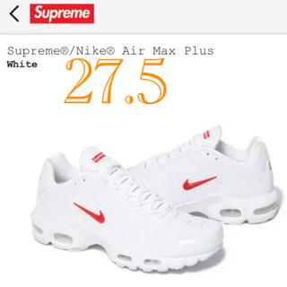 シュプリーム(Supreme)のSupreme Nike Air Max Plus シュプリーム ナイキ(スニーカー)