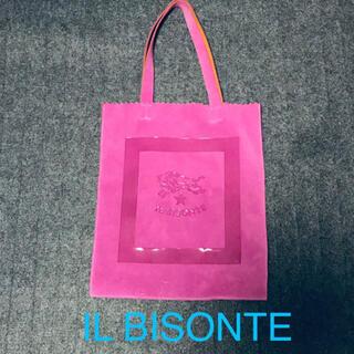 イルビゾンテ(IL BISONTE)のトートバッグ イルビゾンテ スウェードバッグ(トートバッグ)
